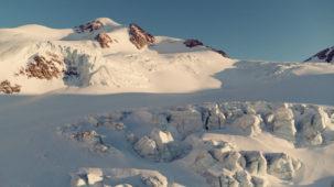 Pitztal glacier and Wildspitze low