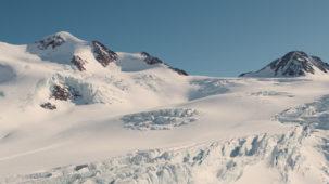 Wildspitze Glacier and Crevasses