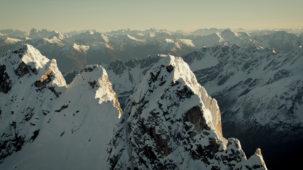 Pflerscher Tribulaun ridge revealer