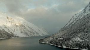 Achensee lake mid