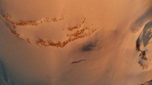 Olperer Glacier top shot