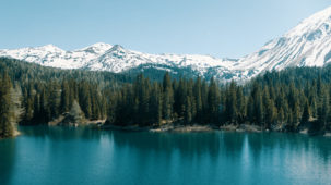 Obernberger Lake Low